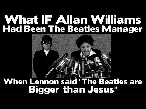 What IF Allan Williams had been The Beatles Manager in 1966