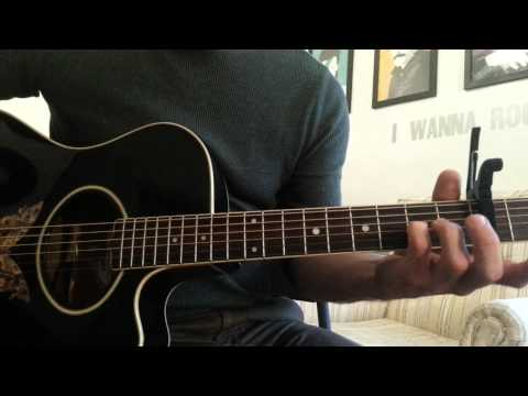 Miley Cyrus - Rooting For My Baby (Guitar Chords & Lesson) by Shawn Parrotte