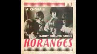"""DADDY ROLLING STONE""  HORANGES  ODEON 45-SD 5992 P.1966 SWE"