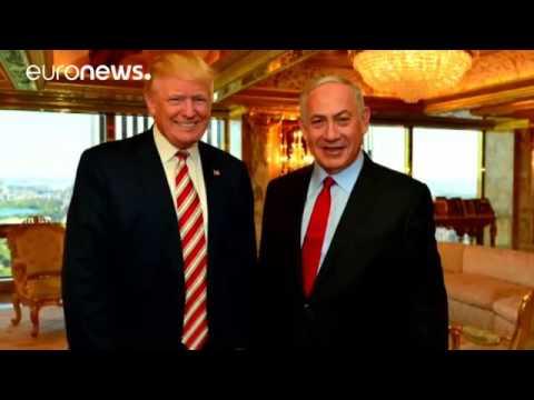 Donald Trump et Hillary Clinton rassurent Benjamin Netanyahu