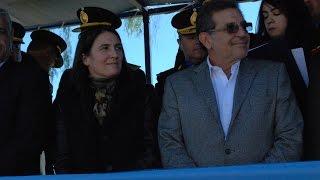 Cecilia Rodríguez y gobernador de La Rioja firman acuerdo por SIBIOS e inauguran sede de GNA
