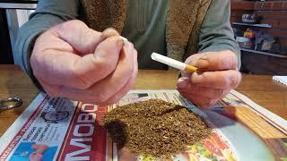 Не лёгкий способ бросить курить
