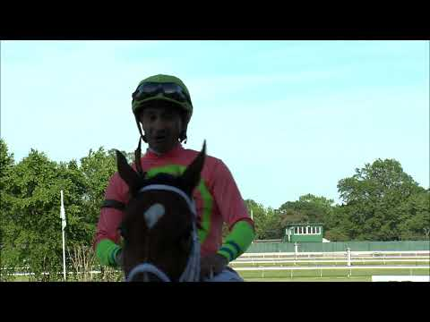 video thumbnail for MONMOUTH PARK 6-9-19 RACE 10 – SMART N CLASSY HANDICAP