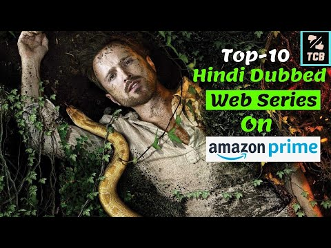 Top 10 Best Hollywood Web Series Dubbed In Hindi on Amazon Prime| English Web Series In Hindi Dubbed