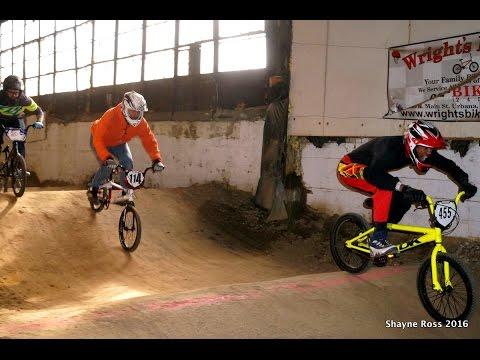 BMX - Dayton Ohio Indoor Track