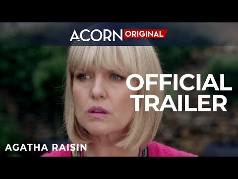 Acorn TV to Bring Back 'Agatha Raisin' for Second Season