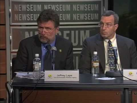 2008 Bay Barometer News Conference - Media Q&A (3 of 3)