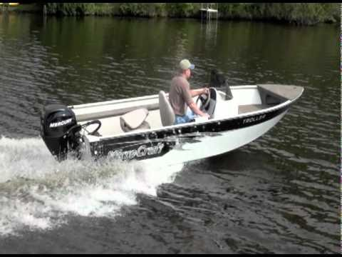 MirroCraft 1616 Troller Boat Model