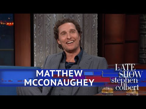 Matthew McConaughey Is Texas' 'Minister Of Culture'
