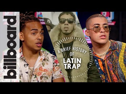 Ozuna, Bad Bunny, De La Ghetto, Farruko, & Messiah Give A Brief History of Latin Trap | Billboard