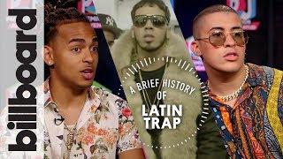 Ozuna, Bad Bunny, De La Ghetto, Farruko, & Messiah Give A Brief History Of Latin Trap  Billboard