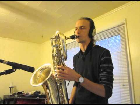 Taylor Swift - Shake It Off - Baritone Sax Cover