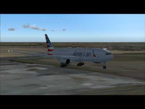 AA62 777-200ER AMERICAN AIRLINES MIAMI - PARIS