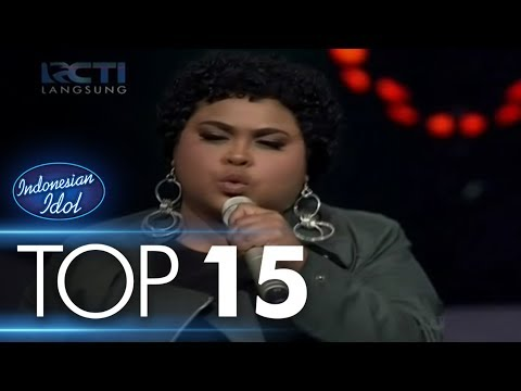 JOAN - WHOLE LOTTA WOMAN (Kelly Clarkson) - TOP 15 - Indonesian Idol 2018