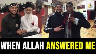 Emotional Journey to Islam Ahmadiyya : When Allah Answered Me