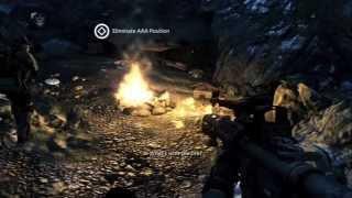 Medal of Honor 2010 (Tier1) - Walkthrough - Mission 4