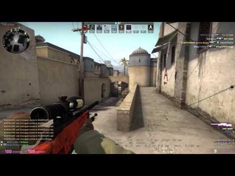 CSGO Deathmatch hacker  for the bants