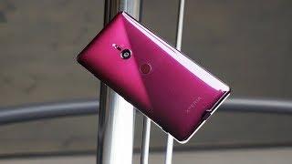 نظرة على الهاتف Sony Xperia XZ3