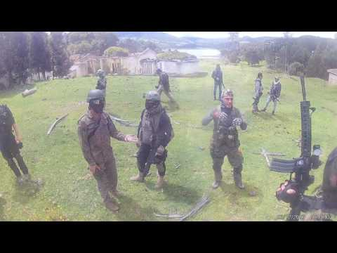 Airsoft Syndicate Bogota #1