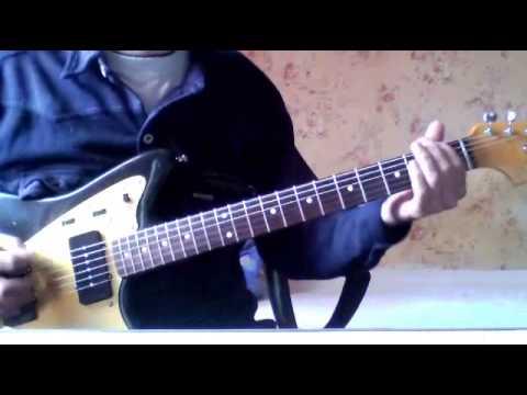 Mary Timony - Harmony (play along)