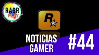 Noticias Gaming #44  ROCKSTAR - PS4 - LESF - RESIDENT EVIL 2 - ROCKET LEAGUE