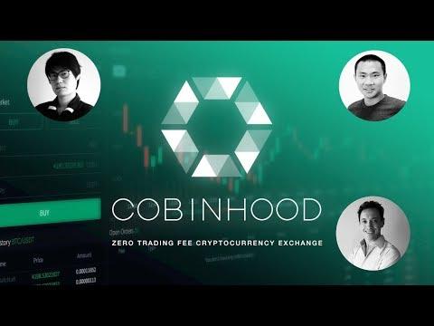 CobinHood ICO Honest Review. Best New ICO! Zero Fee Cryptocurrency Exchange!