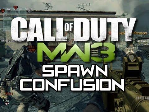 MW3 Spawn Confusion!