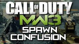 MW3 Spawn Confusion! - How to Confuse Enemy Players (Funny MW3 Moments)