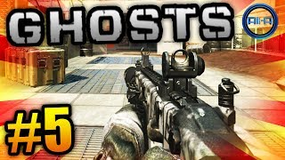 'I'LL AVENGE YOU!' - GHOSTS LIVE w/ Ali-A #5 - (Call of Duty Ghost Multiplayer Gameplay)