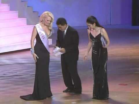 Miss International Queen 2005  Finalist and Crowning Moment