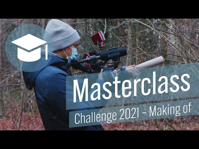 Das Making of der Masterclass Challenge 2021