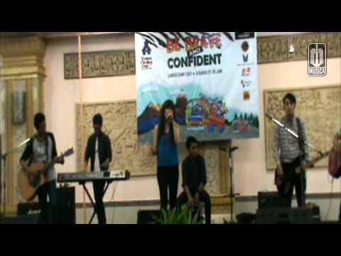 Geisha at CancerCamp 2012 - Takkan Pernah Ada (Live Acoustic)