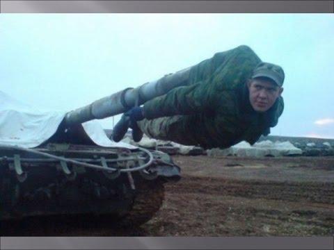 Анекдот про танкистов