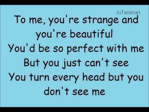 Strange And Beautiful (I'll Put a Spell on You) - Aqualung - Lyrics