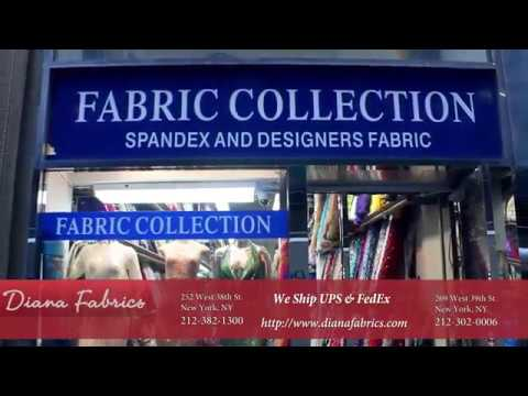 Diana Fabrics - New York