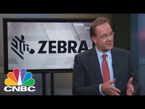 Zebra Technologies Corp CEO: Behind The Barcode | Mad Money | CNBC
