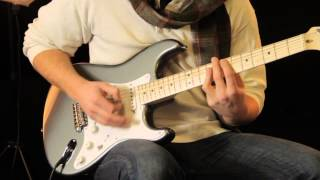 Fender Eric Clapton Stratocaster Tone Review and Demo