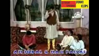 Funny Qawali of stage drama