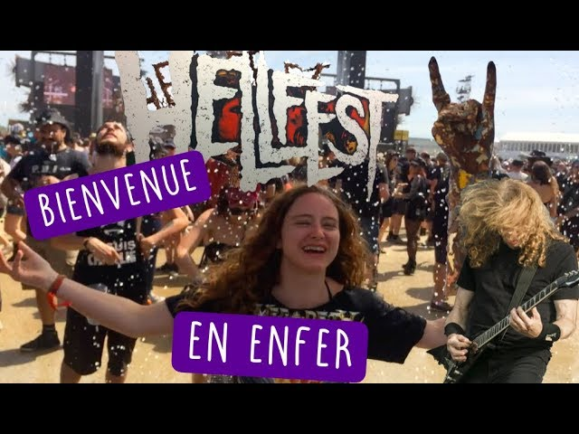 HELLFEST 2018 ???? FIRE AND BLOOD AND ROCK NROLL ????