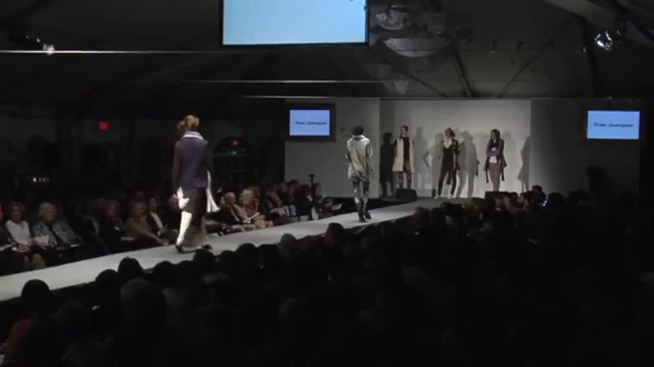 Moore College Of Art Design Fashion Show 2011 Senior Collections Part 3 Youtube