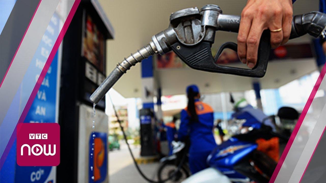 Giá xăng tăng mạnh trở lại