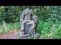 vergessene orte das geheimnis der kopflosen steinskulptur lost place verlassene orte doku