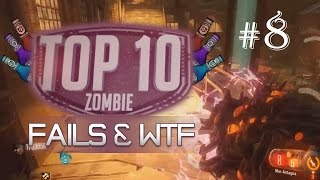 TOP 10 ZOMBIES FAILS/WTF #8