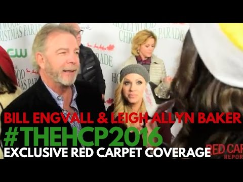 Bill Engvall & Leigh Allyn Baker at 85th Hollywood Christmas Parade FEAT Marine Toys for Tots