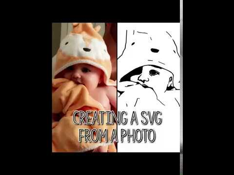 Creating A Svg From A Photo Using Imaengine App Youtube