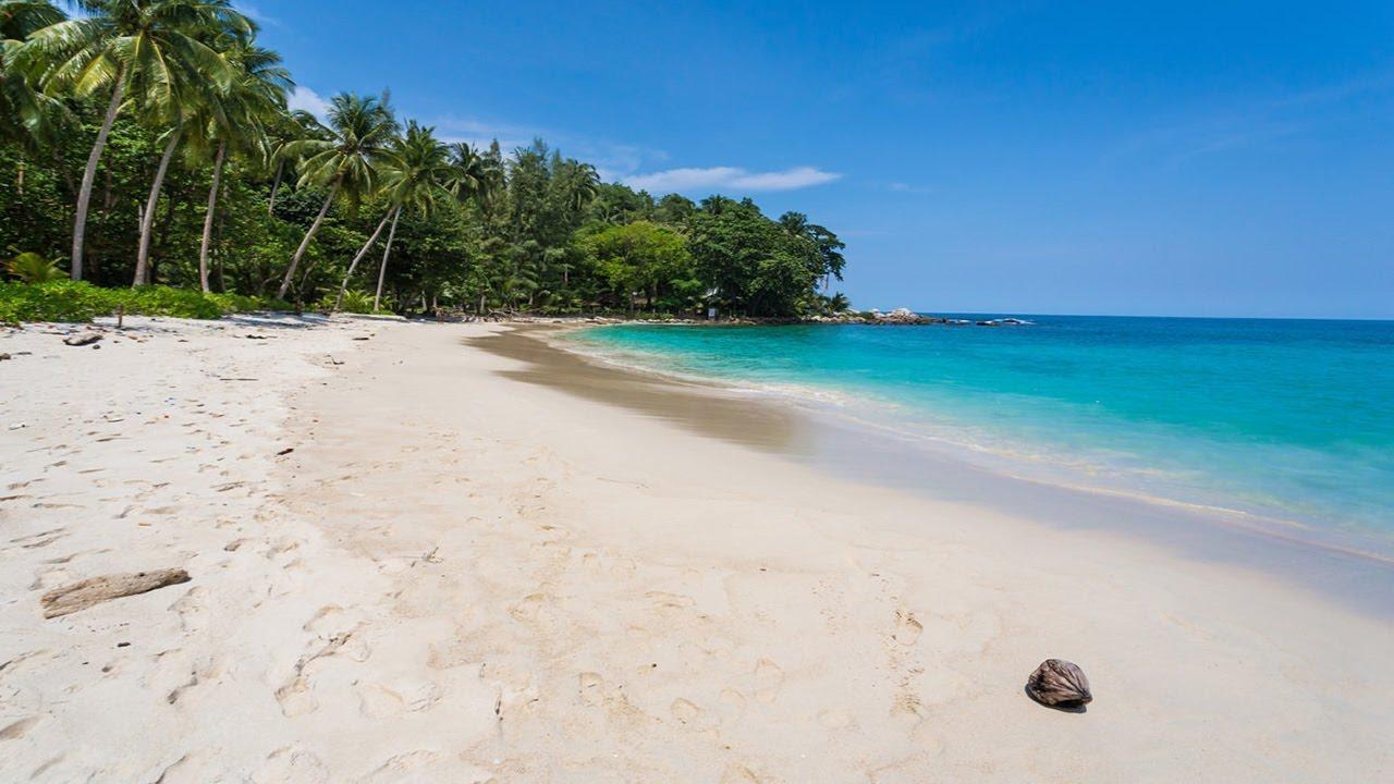 Freedom Beach. Is It The Best Beach In Phuket? - YouTube