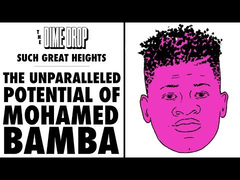 The Unparalleled Potential Of Mo Bamba - Player Breakdown / Scouting Reel