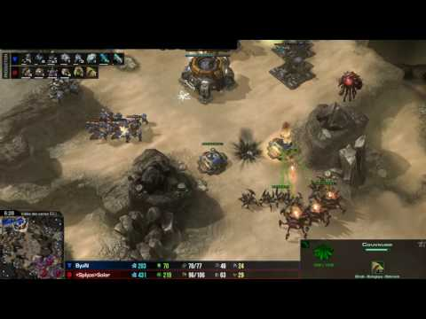ByuN v Solar   Cactus Valley LE Void / hellbat timing
