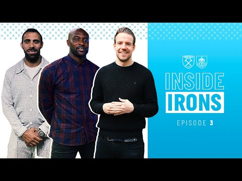 INSIDE IRONS EP THREE | FEATURING. CARLTON COLE, ANTON FERDINAND, JOE COLE AND PAUL KONCHESKY