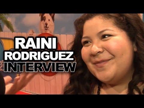 Raini Rodriguez Talks Singing in Spanish and